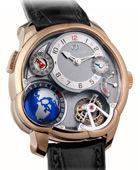 高珀富斯呈献GMT 5N红金腕表