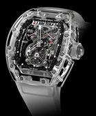 RM 56-01蓝宝石水晶陀飞轮腕表